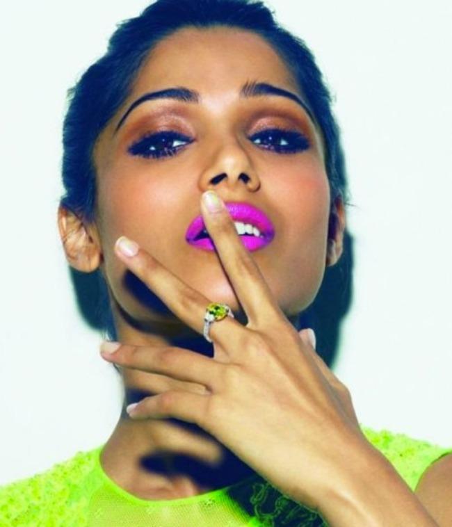 Lepota kontrasta Moda i lepota: Boje koje pokreću
