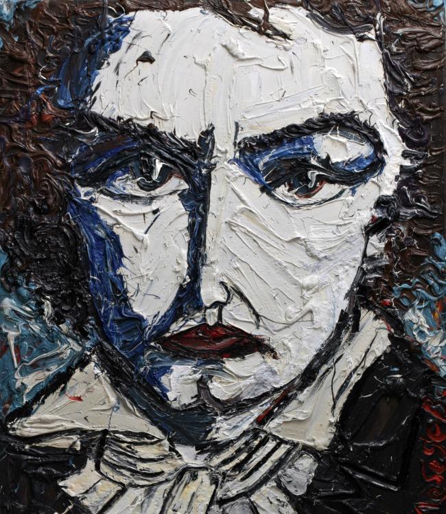 Ludvig van  Betoven Najlepši umetnici sveta: Slikar Katarina Lebedeva