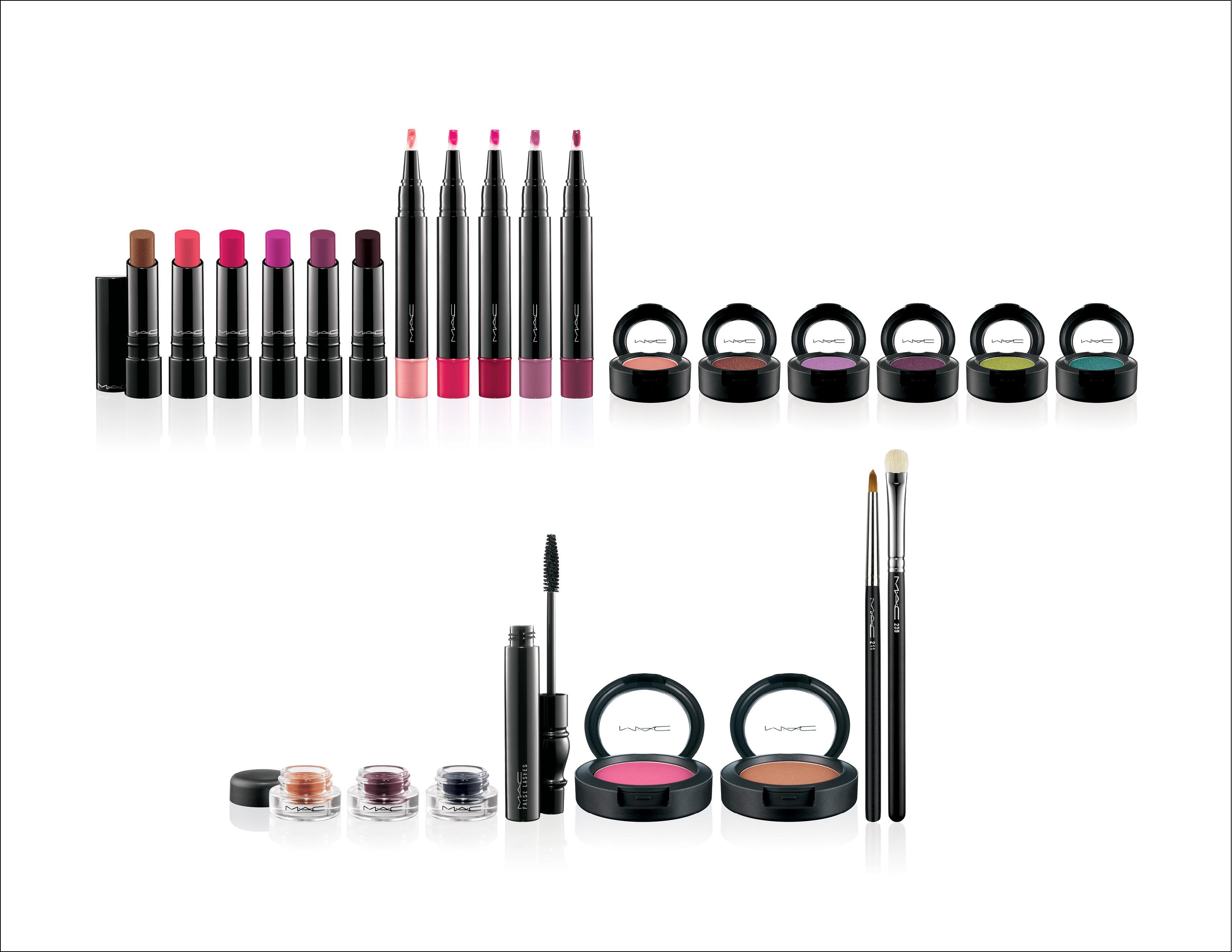MAC MoodyBlooms Fluidline Lineup Global slika 16 MAC Cosmetics: Nova kolekcija Moody Blooms