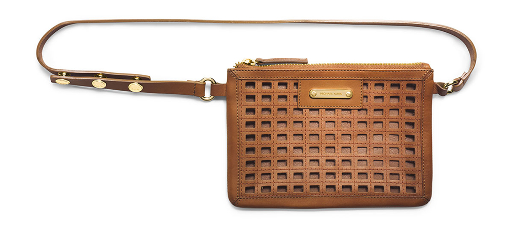 MICHAEL Michael Kors Perforated Belt Bag Modiranje danas: Ponovo se nose pederuše