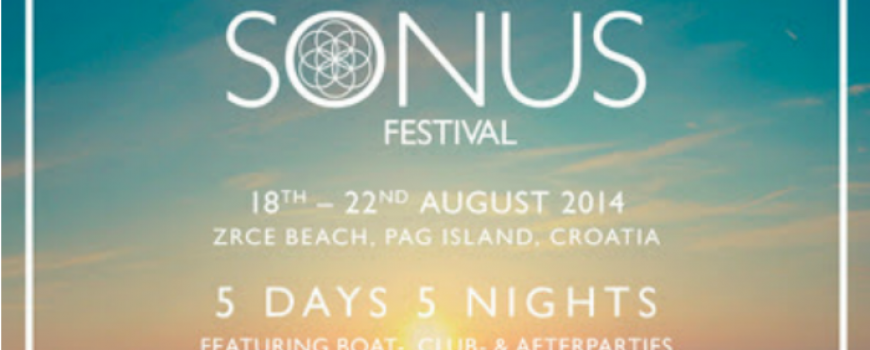 Ne propustite: Sonus Festival 2014