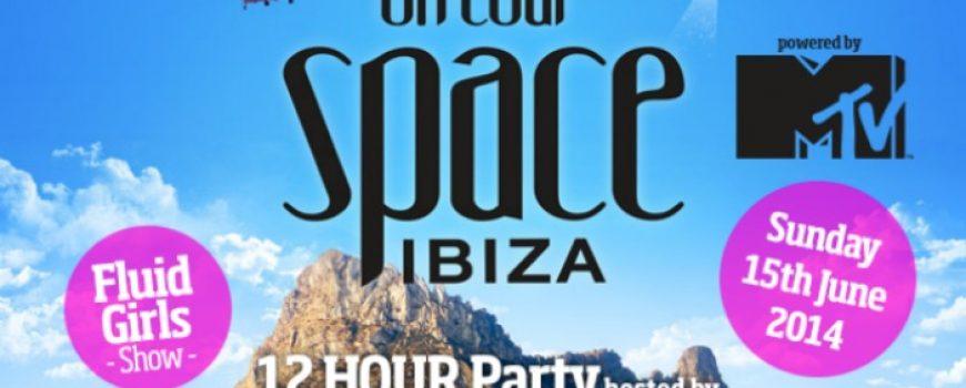 Space Ibiza: Nabavi svoju ulaznicu!