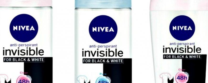 """""""Must-Have"""" dezodorans za Black & White modne zaljubljenike"""