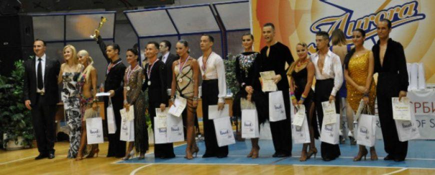 Svet je lepši kada plešemo: Najbolji plesači Srbije na državnom prvenstvu