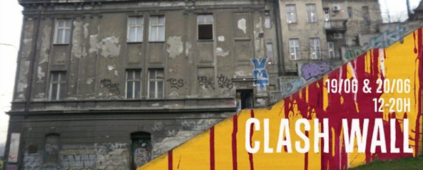 Vreme je za umetnost: Clash Wall