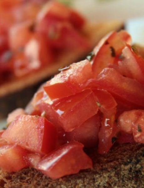 Italija na tanjiru: Savršeno ukusni brusketi