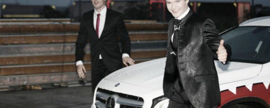 GLA Mercedes: Dolazak u velikom stilu