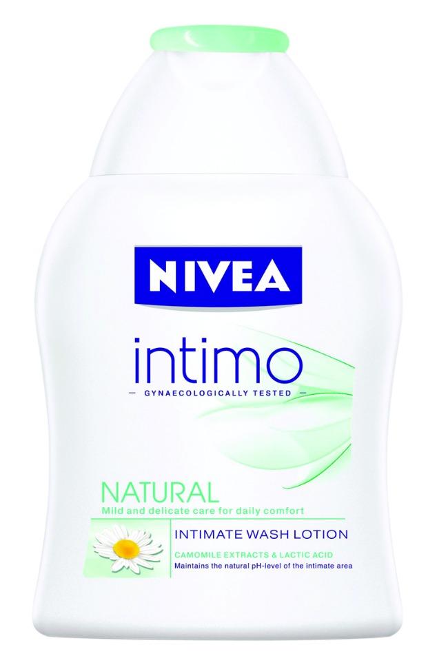 NIVEA Intimo Natural losion za intimnu negu i higijenu Nivea Intimo: Izbalansirana nega intimne regije za zdrav život