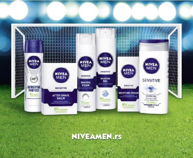 NIVEA men Prihvati izazov i osvoji putovanje na utakmicu Lige Šampiona