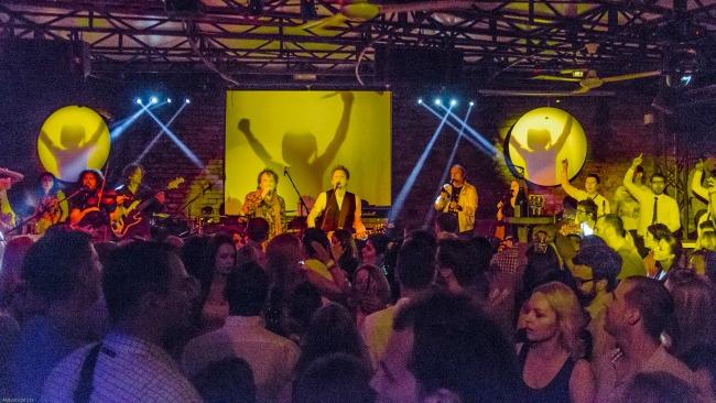 Nastup Dzibonnija Bitef Art Caffe 1 Održan prvi beogradski Festival vina