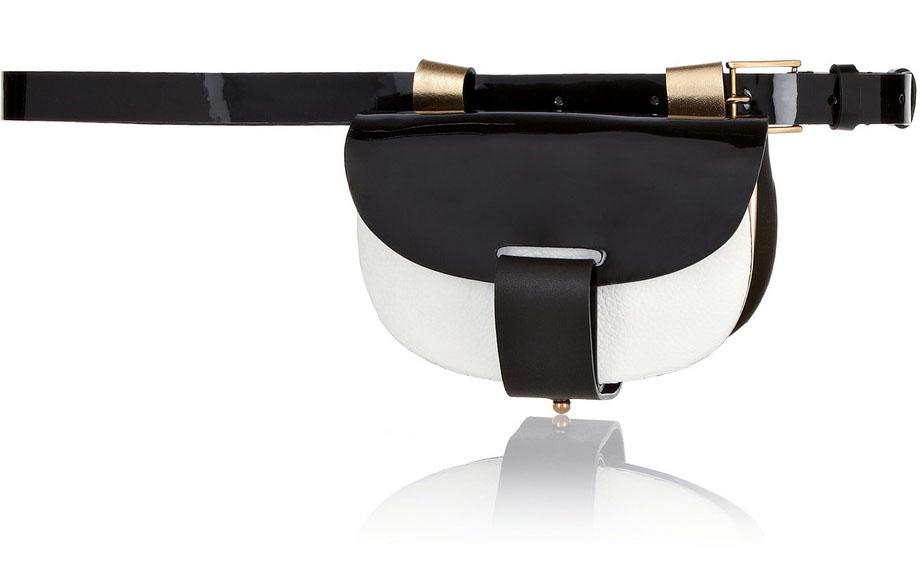 Newbark Leather Belt Bag Modiranje danas: Ponovo se nose pederuše