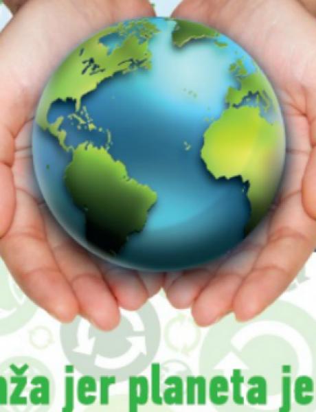 """Svetski dan zaštite životne sredine: """"Reciklaža, jer planeta je važna"""""""