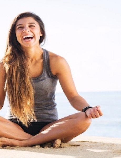 Ćao, ćao narandžina koro: Tri joga poze za oslobađanje od celulita