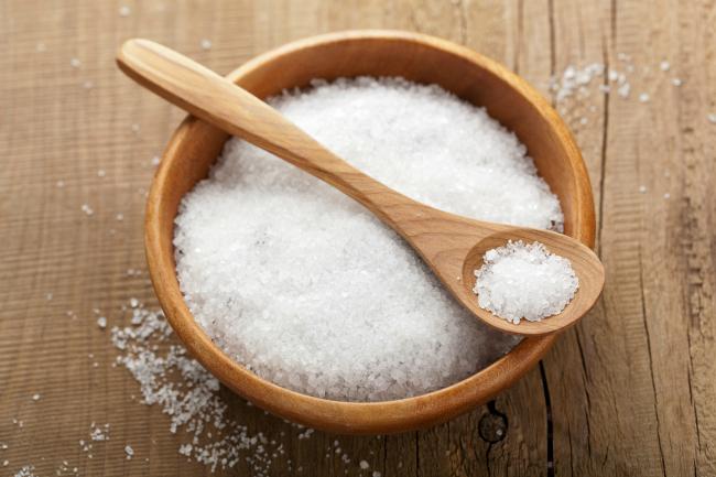 Sol Brini o sebi: Trljanje solju