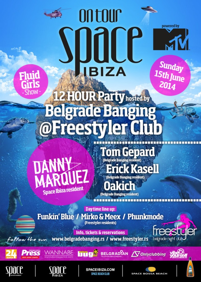 Space Ibiza Flajer EDITED 2 Space Ibiza: Nabavi svoju ulaznicu!