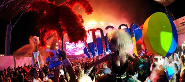 Sreda fotografija Space Ibiza: Žurka će trajati 12 sati!