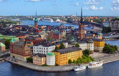 Sweden1 Put pod noge: Najmirnije zemlje na svetu