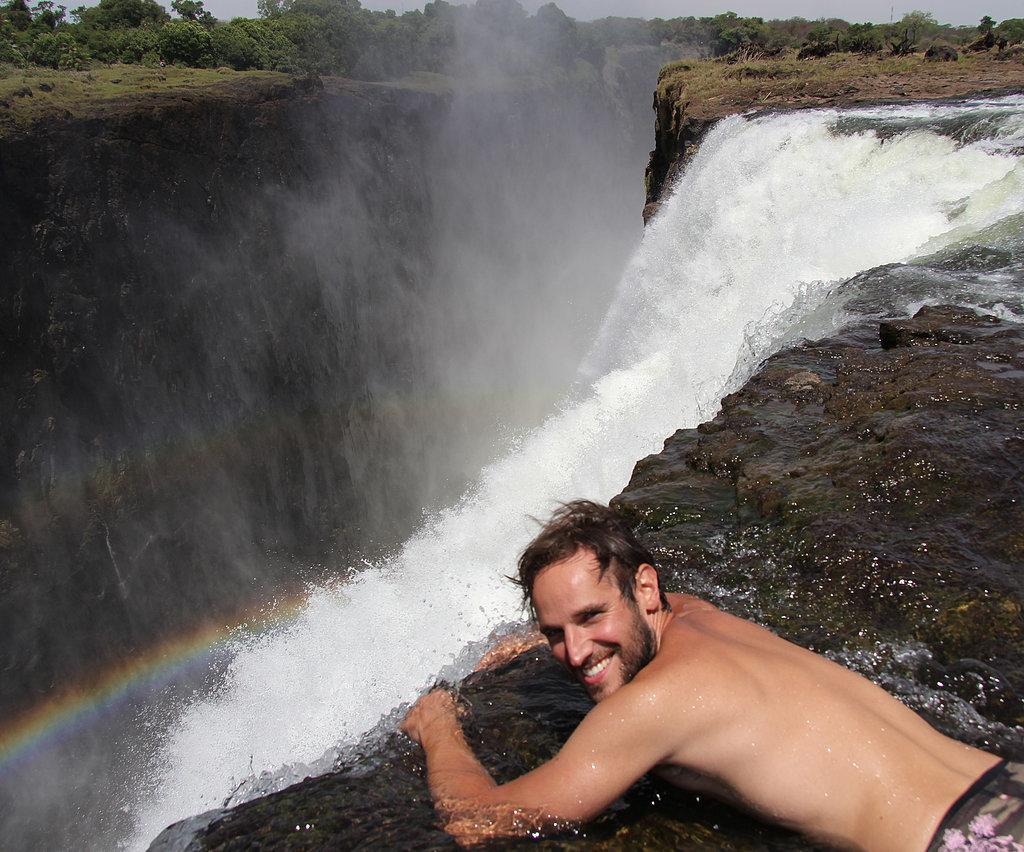 Swim Devil Pool Africa Put pod noge: Neobična iskustva sa putovanja