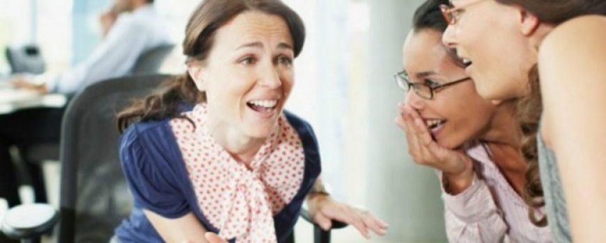 Ponašaj se ženska glavo: Ne ogovarajte partnera