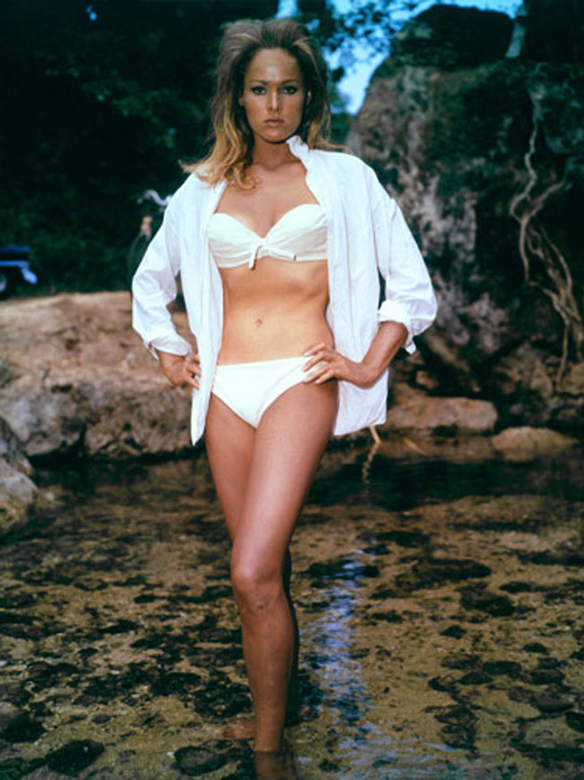 Ursula Andres Top 10: Moda na velikom platnu