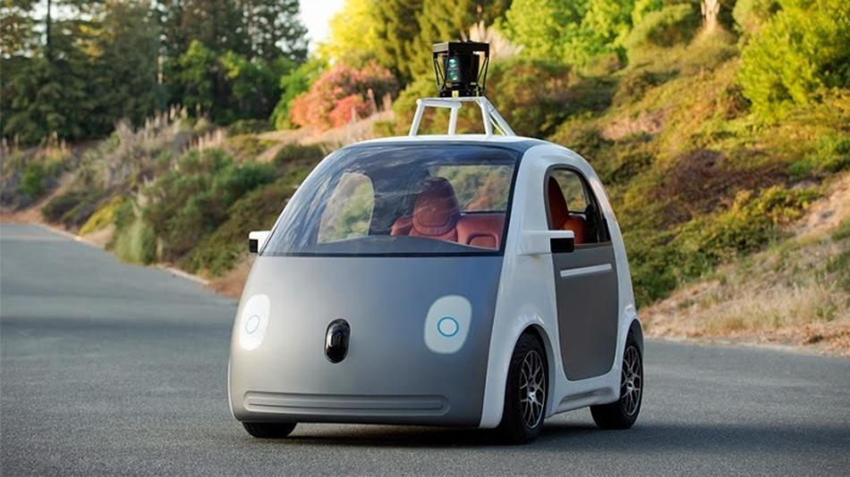 Vehicle Prototype Image Banner Cropped 600px Tech Up: Google predstavio kola bez vozača