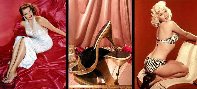 Vintidz stiklice Lepota kao imperativ: Krpice, cipele i modni dodaci