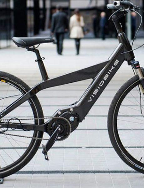 Virtuelni svet: Elektronski bicikl