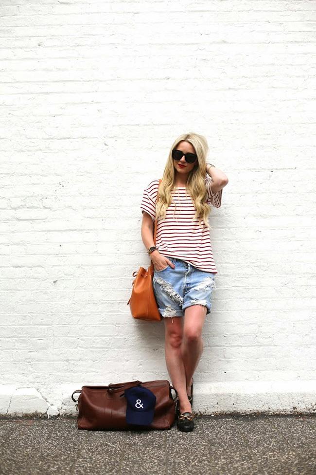 WS3A1596  Modne blogerke ovog leta nose: Teksas šorts