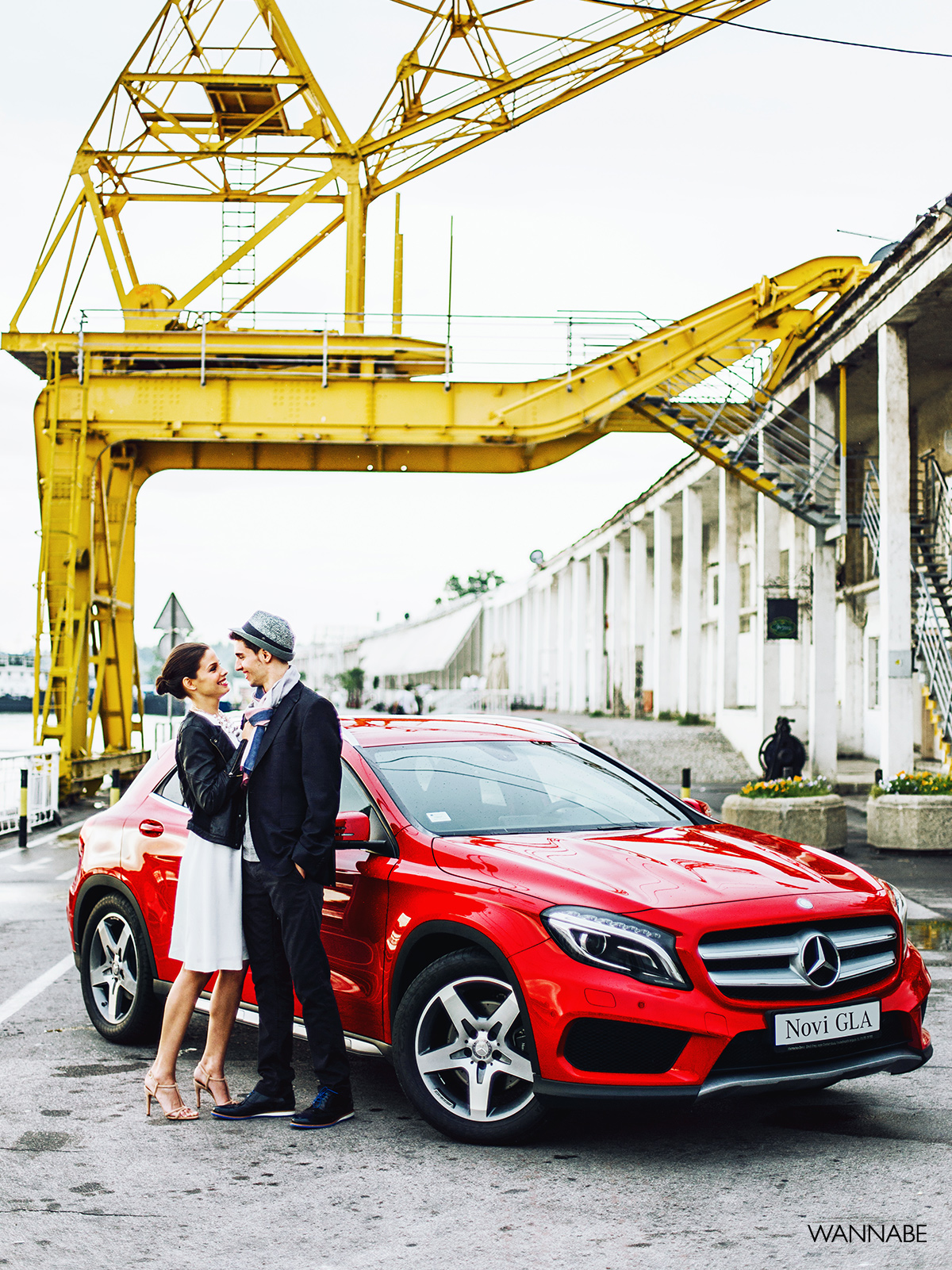 Wannabe Editorijal Maj 14 Wannabe editorijal: Love at First Sight