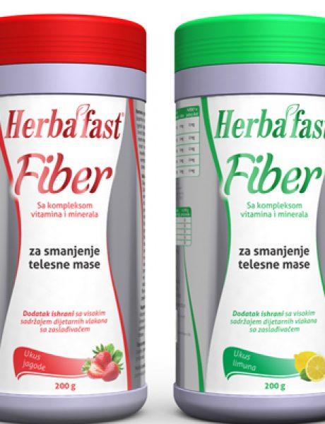 Herbafast fiber