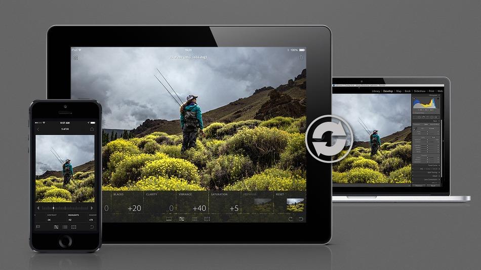 adobe lightroom Virtuelni svet: Adobe aplikacije