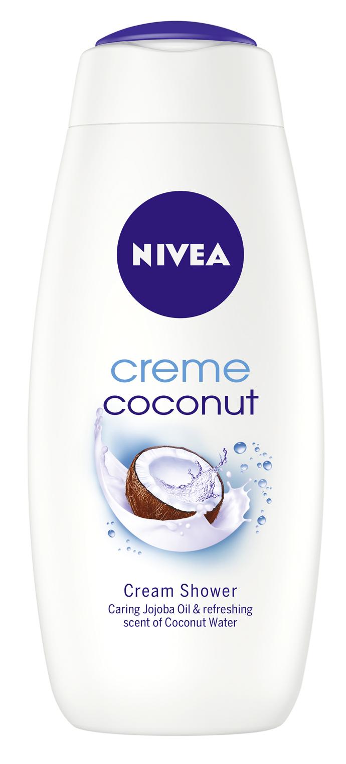 coconut 500 Nivea gelovi za tuširanje: Obradujte sebe i svoju porodicu