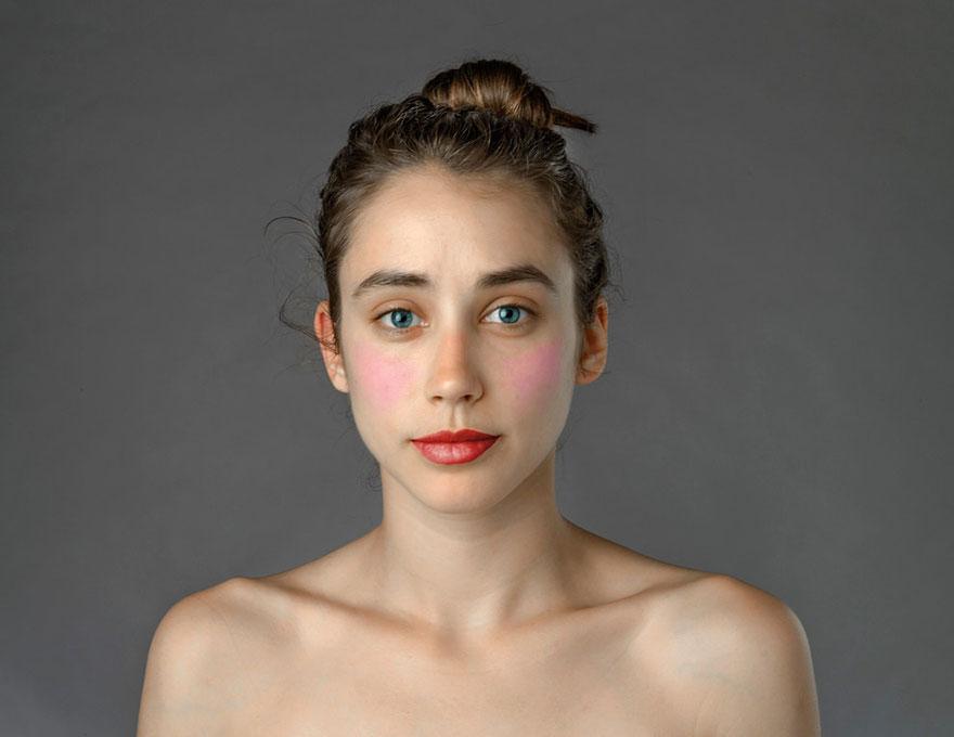 global beauty standards before and after esther honig 24 Fotošop: Kakvi su standardi lepote na različitim delovima planete?