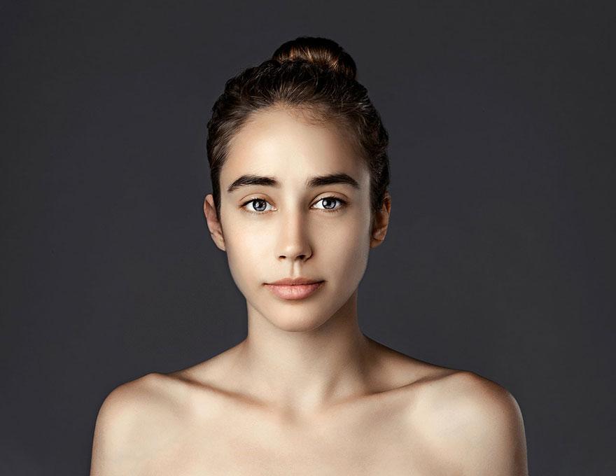 global beauty standards before and after esther honig 5 Fotošop: Kakvi su standardi lepote na različitim delovima planete?