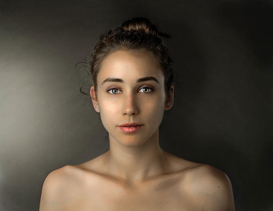 global beauty standards before and after esther honig 7 Fotošop: Kakvi su standardi lepote na različitim delovima planete?