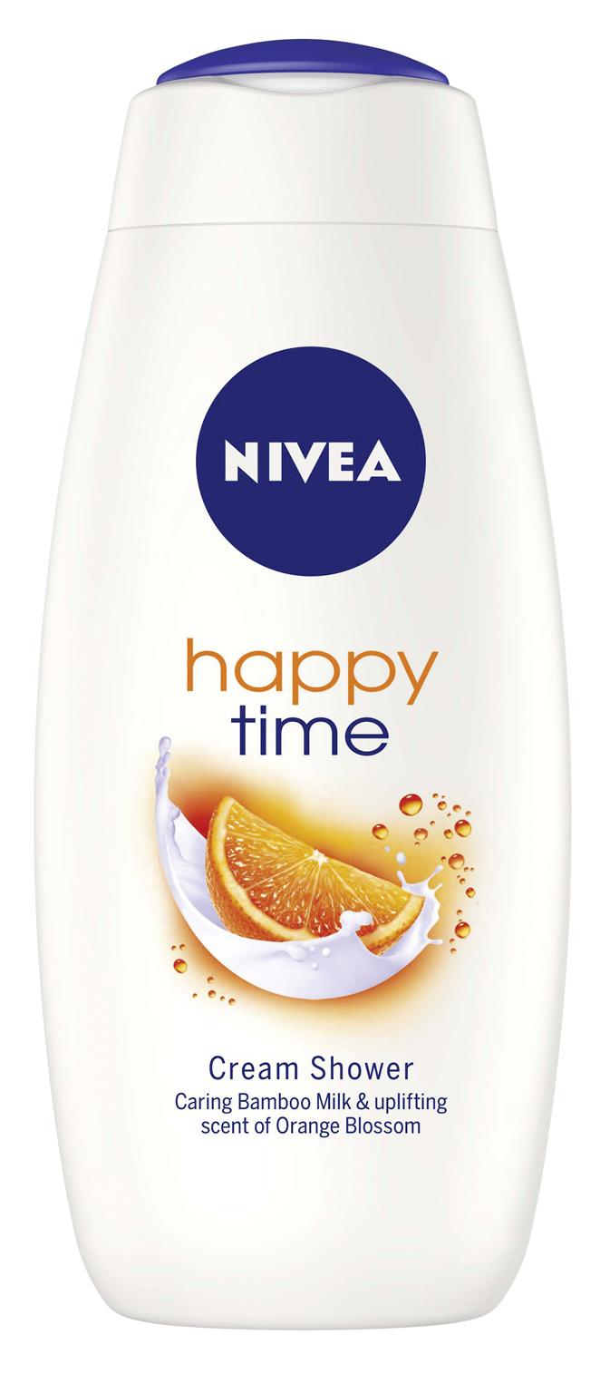 happy time 500 Nivea gelovi za tuširanje: Obradujte sebe i svoju porodicu