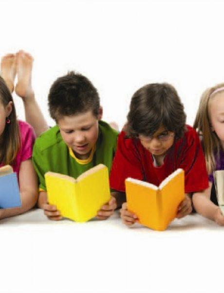 "Dečiji sajam: ""Moja knjiga za tvoj osmeh"""