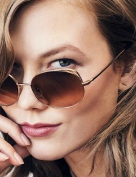 Modne vesti: Ležerni glam modeli i naočare sa potpisom modela