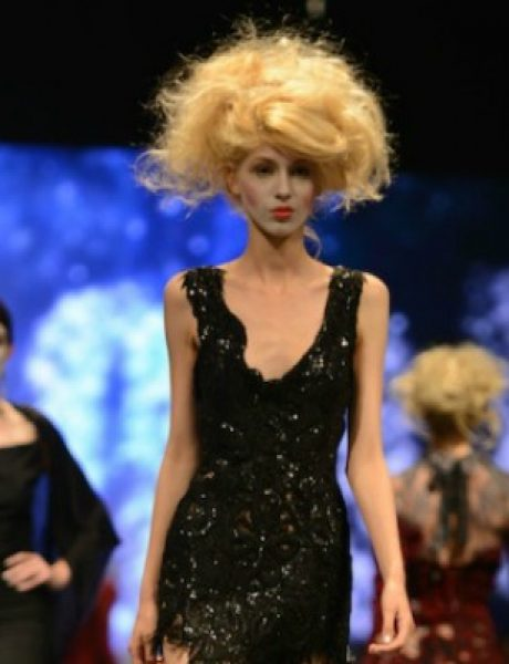 Modni spektakl: Vivienne Westwood u Budvi
