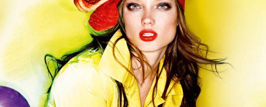 Model ima pet minuta: Natalija Čabanenko