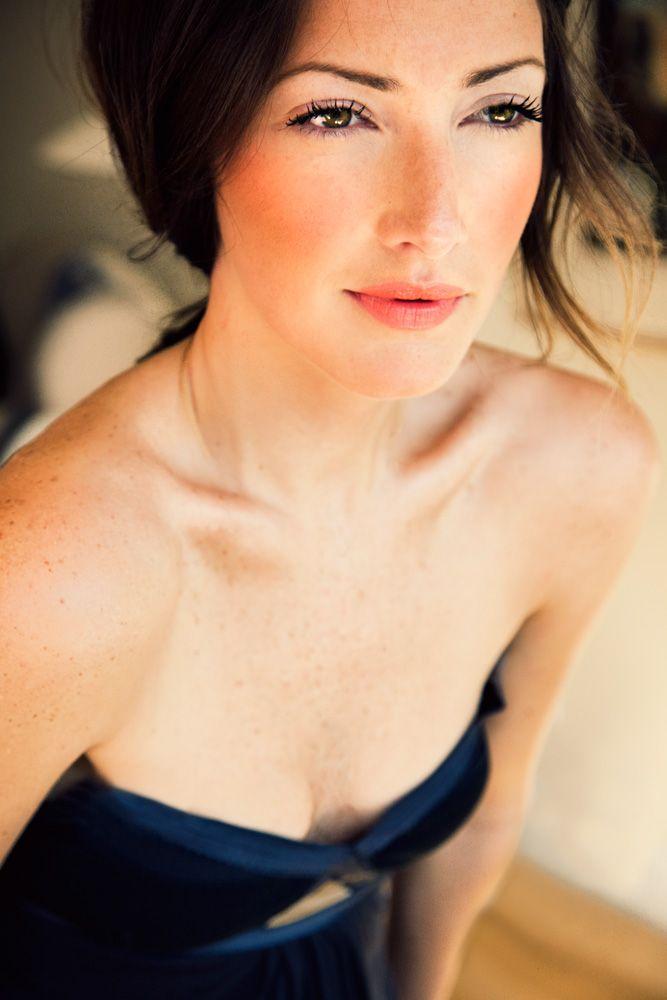 orange blush wedding makeup Make up trik: Kako da u isto vreme koristite bronzer i rumenilo