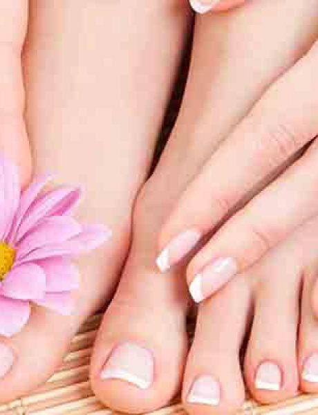Rešite se gljivičnih infekcija noktiju!