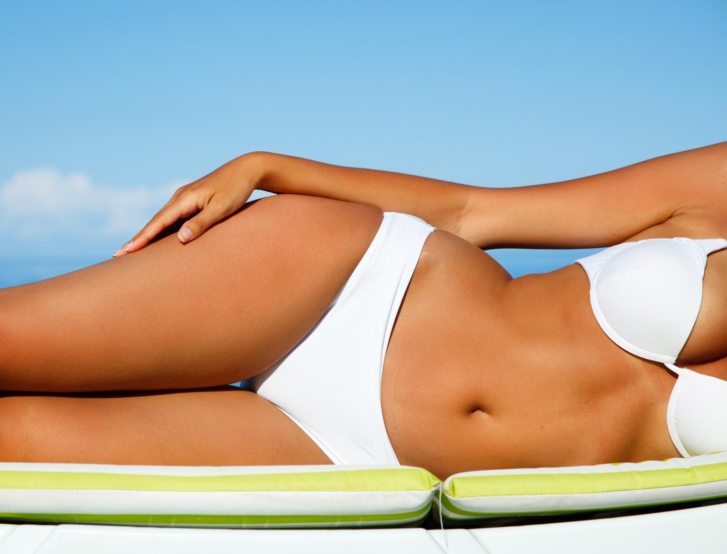 perfect beach body 11 Pantenol sprej