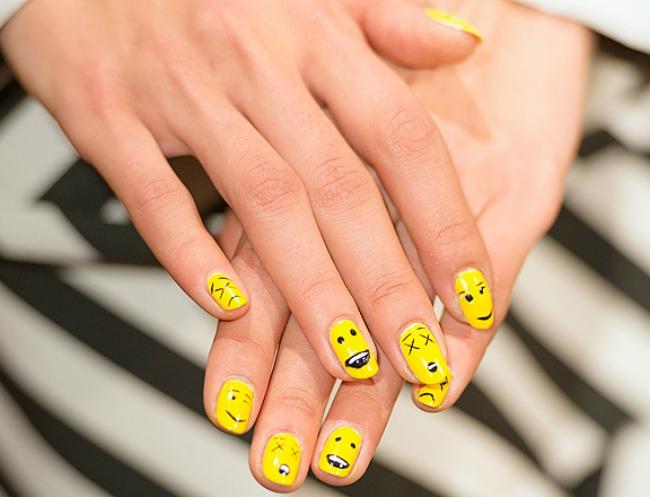 smajliji Nail Art: Šare na noktima kakve do sada niste videli