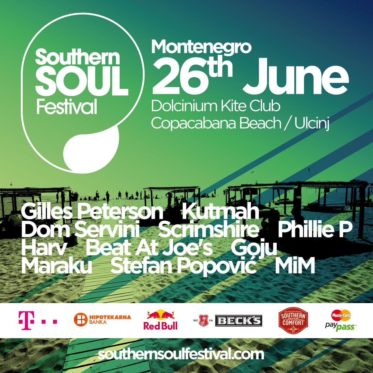 ssf 2014 day 01 fb poster Idemo u provod: Line Up Southern Soul Festivala