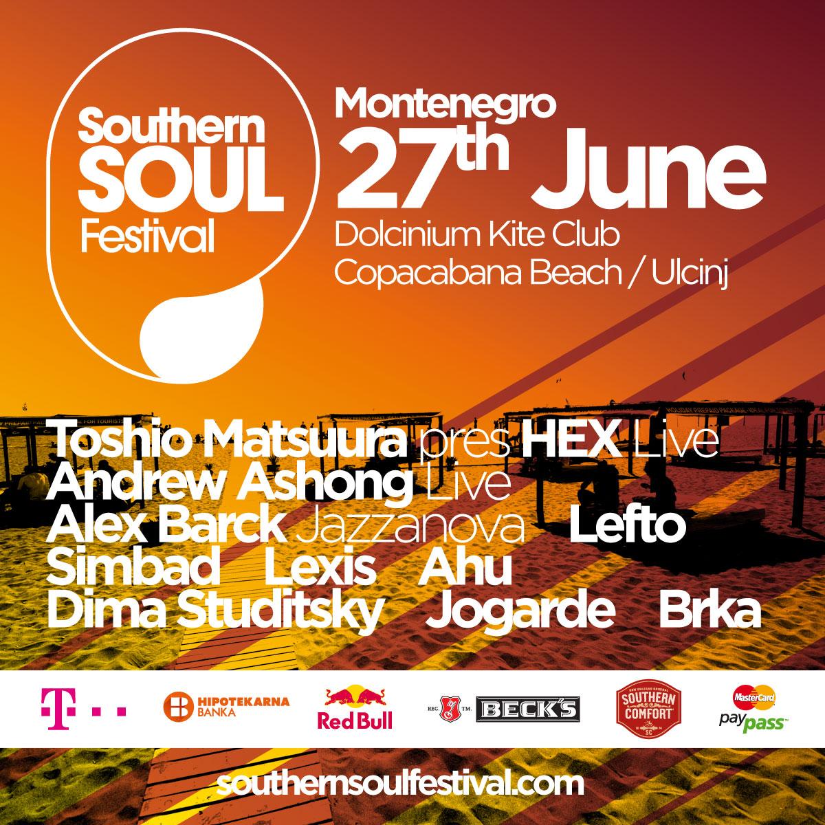 ssf 2014 day 02 fb poster Idemo u provod: Line Up Southern Soul Festivala