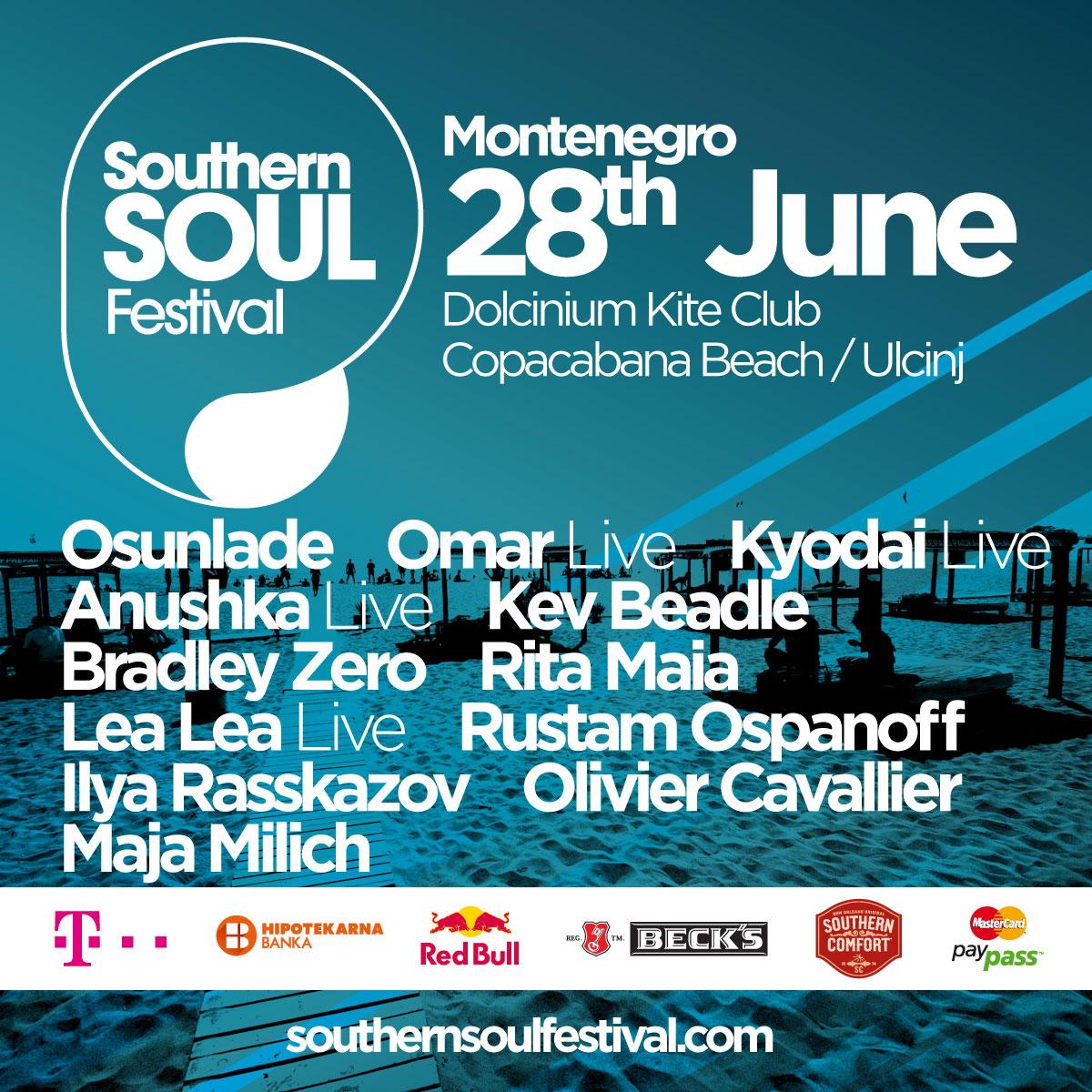 ssf 2014 day 03 fb poster Idemo u provod: Line Up Southern Soul Festivala