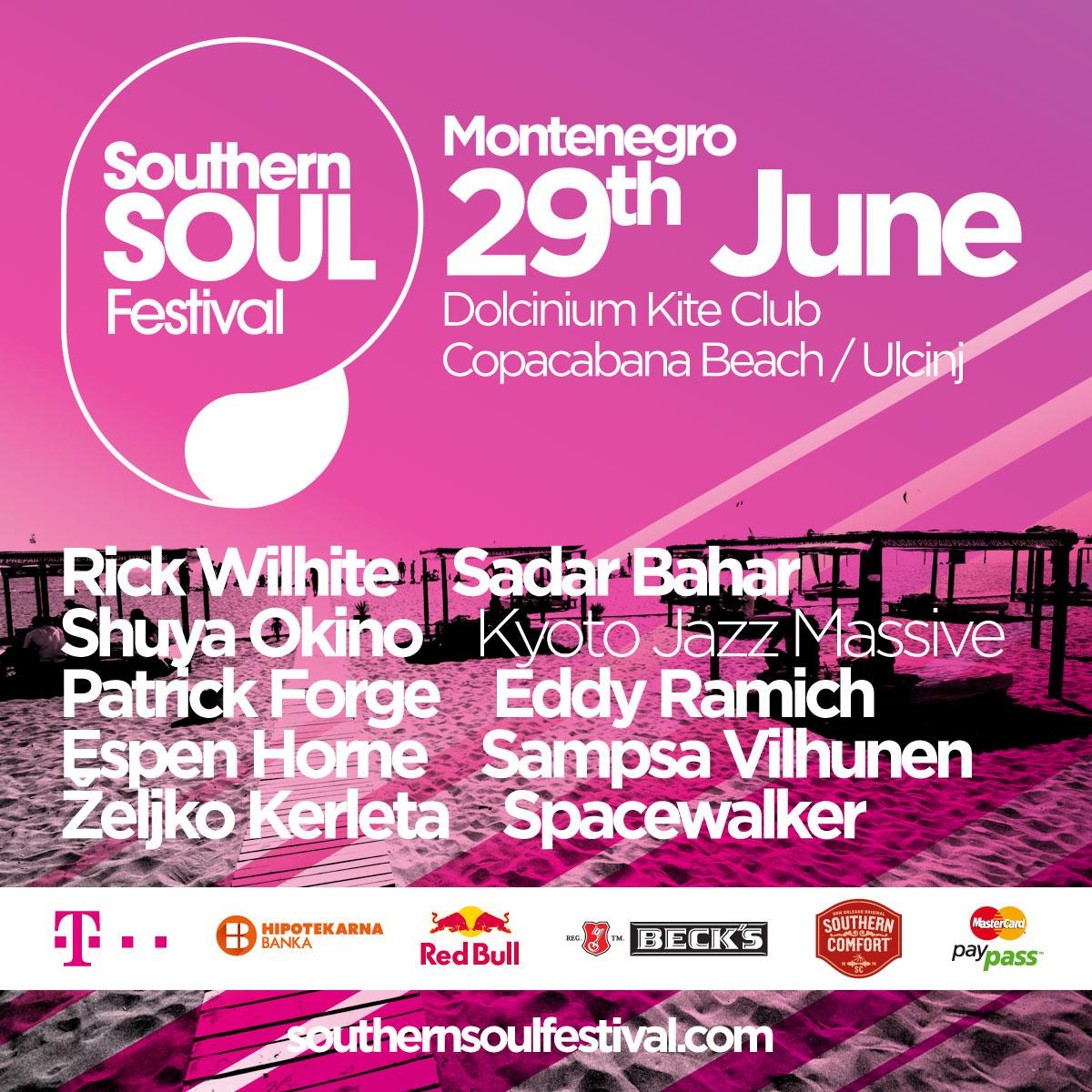 ssf 2014 day 04 fb poster Idemo u provod: Line Up Southern Soul Festivala