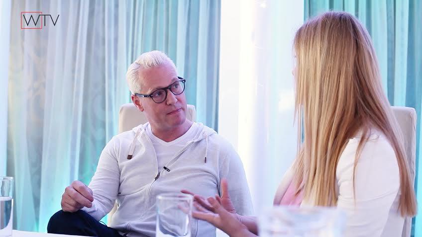 unnamed Wannabe TV intervju: Rudolf van Vin