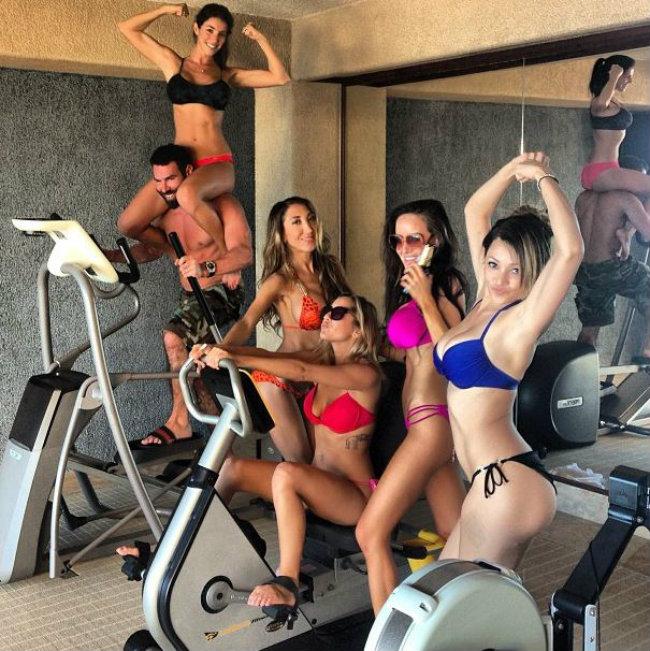 workout Kralj Instagrama: Muškarci bi da budu on, a žene da budu sa njim